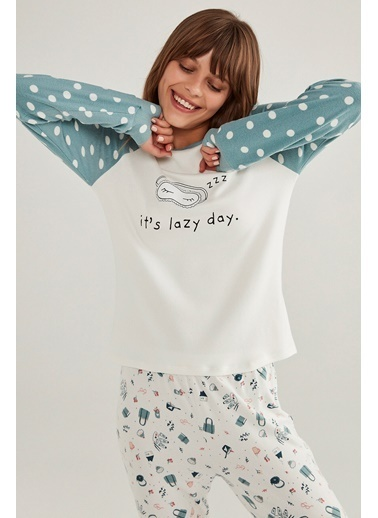 Penti Lazy Day Termal Tişört Renkli
